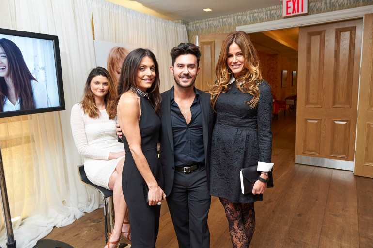 Bethannyy Frankel and Kelly Bensimon