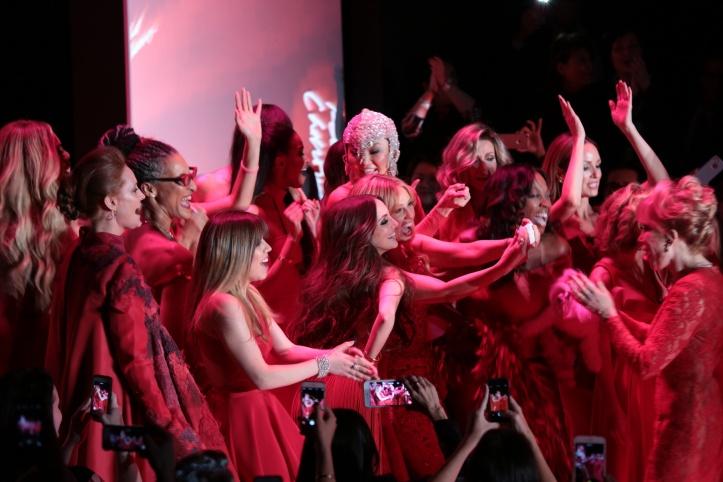 All the ladies finale !#Goredforwomen