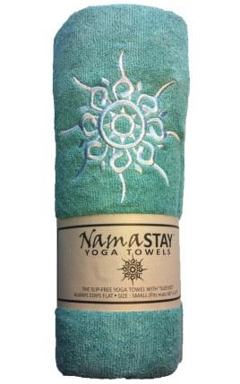 NamaSTAY yoga towel