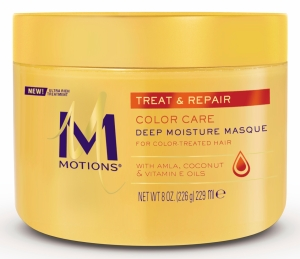 NEW Motions Color Care Deep Moisture Masque