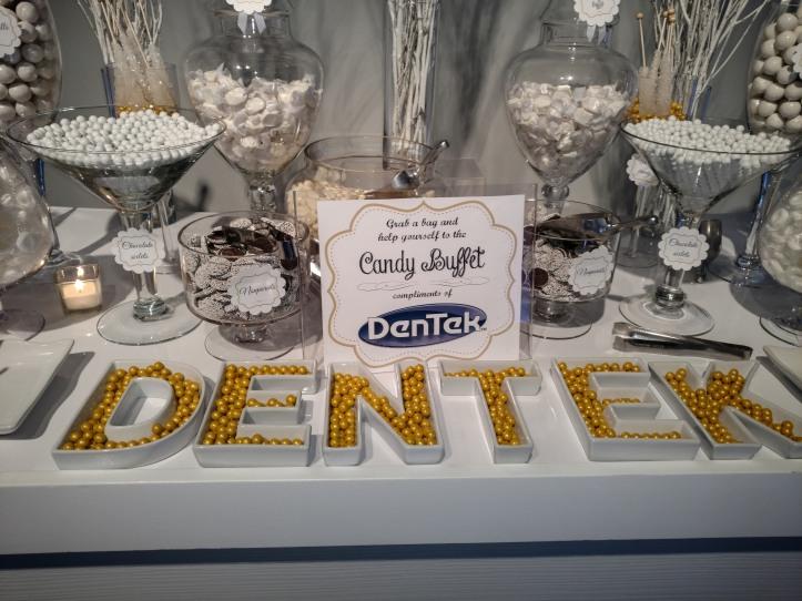 Dentek White Party