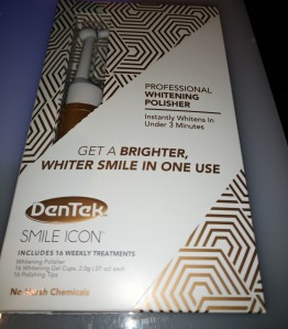Dentek Pofessional Whitening Polisher