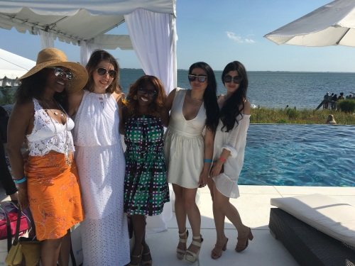 Girls Squad in the Hamptons
