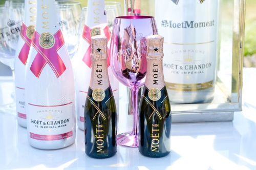 New Moet & Chandon Ice and Moet Rose