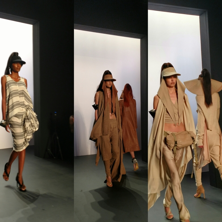 The Horsehair on the runway